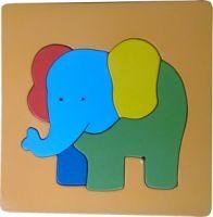 122-23-PuzzleCatBingkai-Gajah